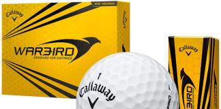 Bolas Callaway Warbird (gama en su versión nuevas)