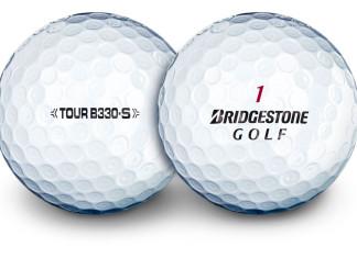Bolas recuperadas Bridgestone B330 Tour