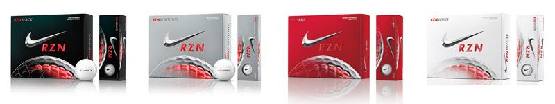 Gama Nike golf RZN