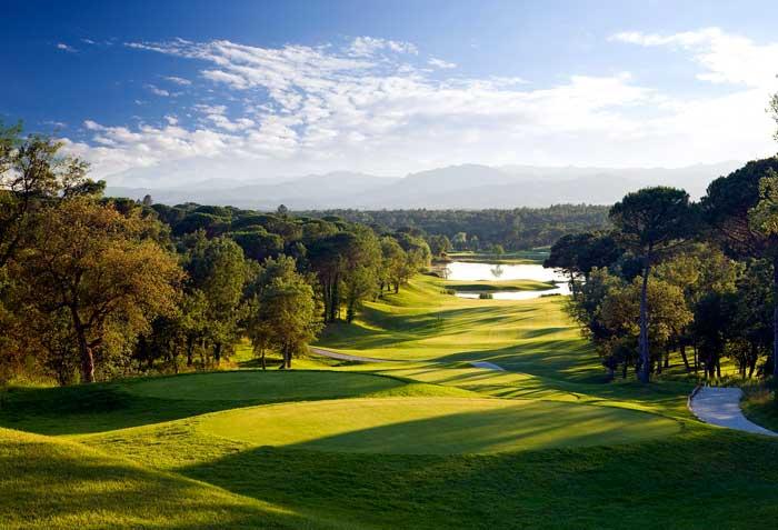 PGA Cataluña Resort en Caldes de Malavella