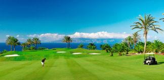 Abama - campo de golf en Tenerife