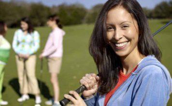 El correcto comportamiento en una partida de golf