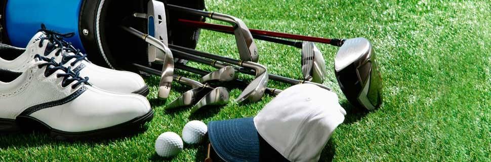 Equipo básico para iniciarse en el mundo del golf