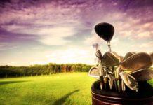 Equipo básico para la practica del golf