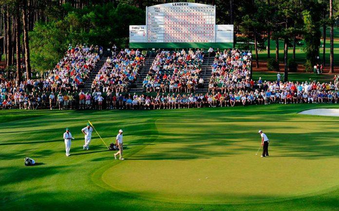 Los torneos más importantes del mundo del golf