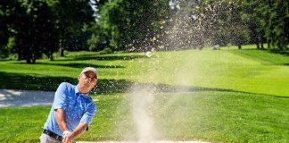Obstáculos en un campo de golf