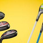 Palos de golf híbridos