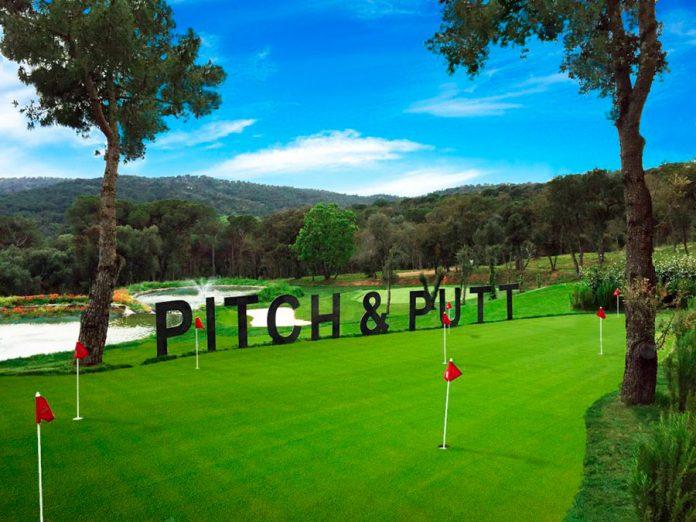 El juego en el pitch and putt