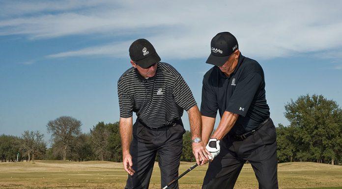 Recibir clases de golf es realmente importante