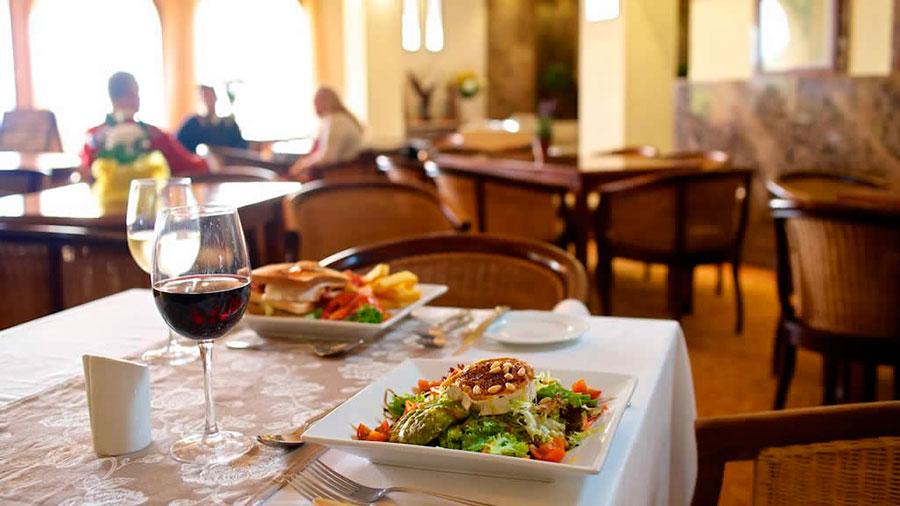 Restaurante del Club de Golf Marbella Country