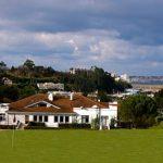 Chalet social del club de golf Pedreña