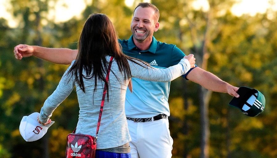 Sergio García 2017 - Masters de Augusta