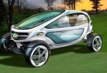 Los diferentes tipos de carros de golf