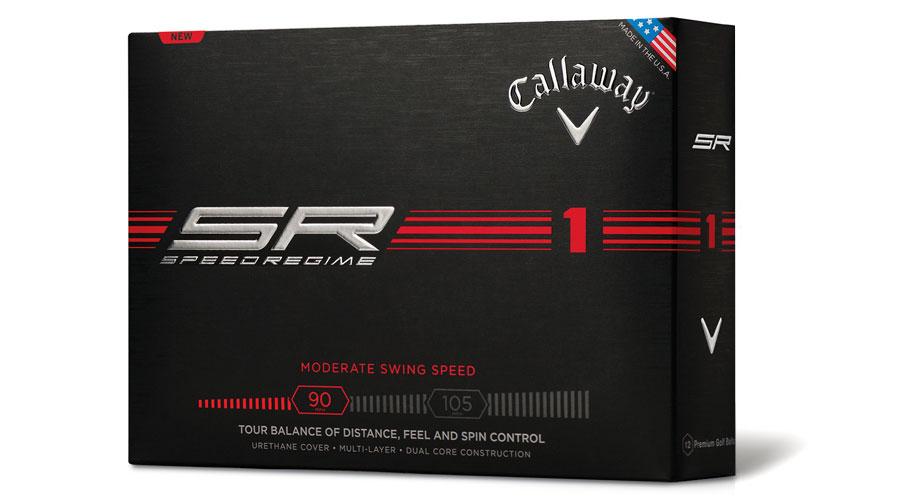 Callaway SR1 - Speed Regime 1