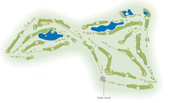 Campo de golf La Moraleja 2