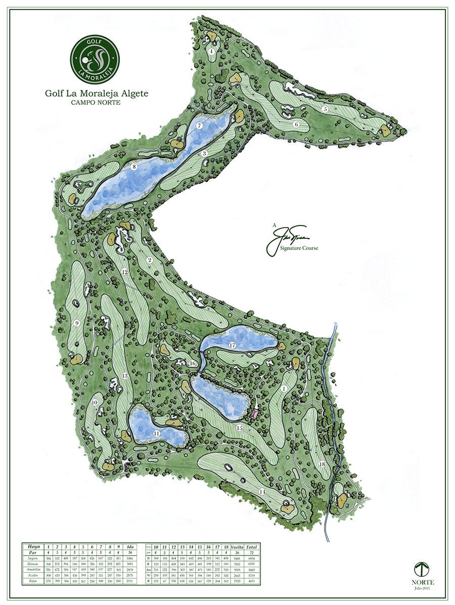 Campo de golf La Moraleja 3