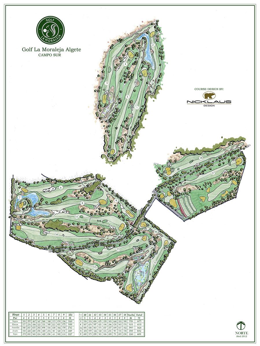 Campo de golf La Moraleja 4