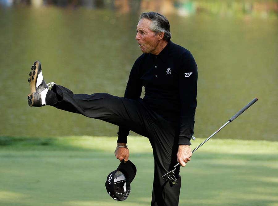 Gary Player - El caballero negro del golf