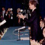 Seve Ballesteros recibe el premio Principe de Asturias de los deportes