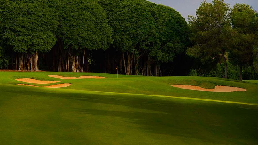 Campo de golf Real de Sotogrande - Cádiz