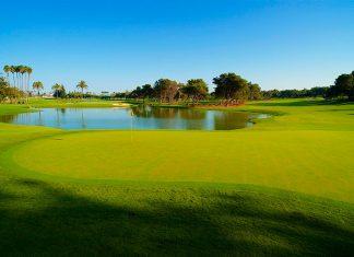 El Real Club de Golf Sotogrande en Cádiz