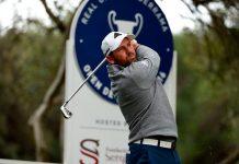 Sergio García en el Abierto de España de Golf 2016