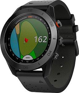 Reloj GPS medidor de distancia para golf