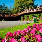 Chalet social del Real Club de Golf de San Sebastián