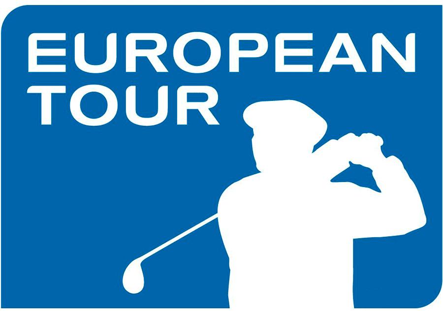 Isologotipo del European Golf Tour