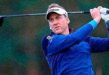 Ian Poulter - jugador profesional de golf