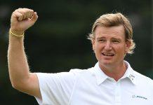 Ernie Els - jugador de golf profesional
