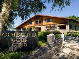 Goiburu Golf Club en la provincia de Guipúzcoa