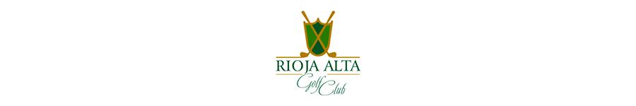 Isologotipo Rioja Alta Golf Club