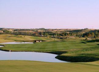 Saldaña Club de golf en Burgos