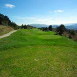 Tee 1 - Ganguren Club de Golf