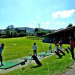 Zona de prácticas del Goiburu Golf Club