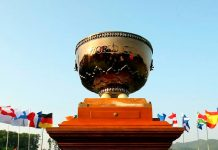 Copa mundial de Golf