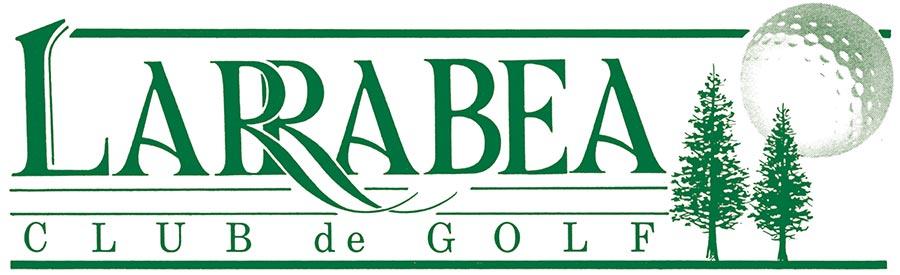 Isologotipo Larrabea Golf Club