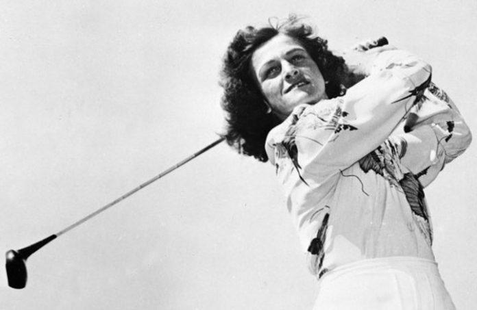 Babe Zaharias - Mildred Ella Didrikson