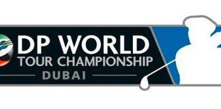 Logotipo campeonato Dubái golf