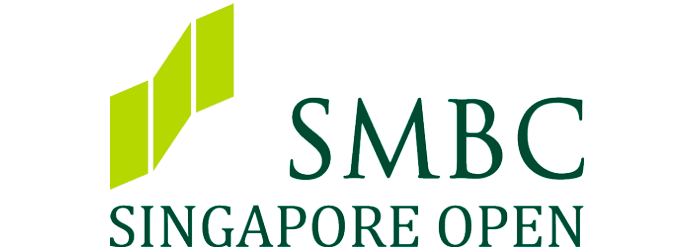 Logotipo del abierto de Singapur
