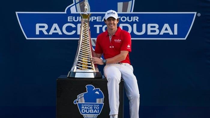 Rory McIlroy - Campeonato Mundial en Dubai