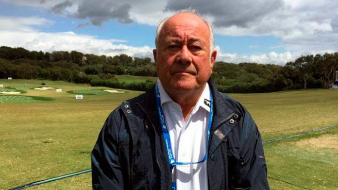 Ángel Gallardo - golfista profesional