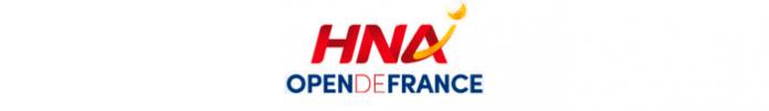 El Abierto de Francia de golf