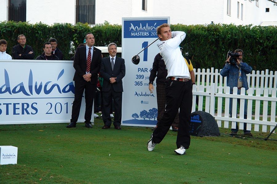 El Master Europeo de golf