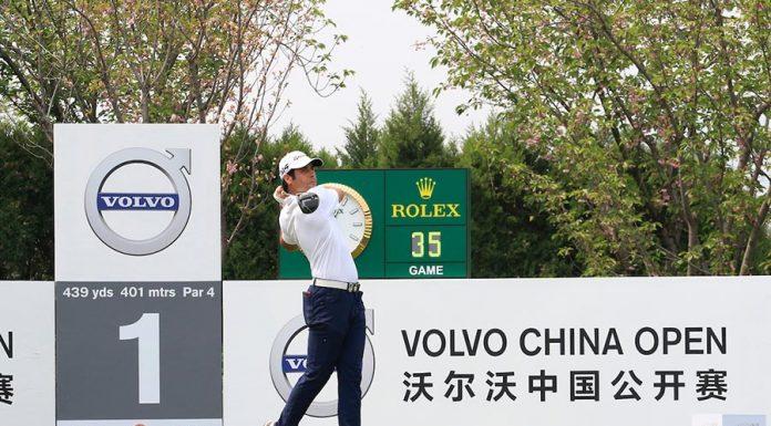 Volvo de China Open Golf