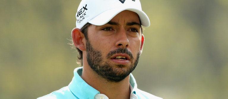 Pablo Larrazábal es un golfista profesional español
