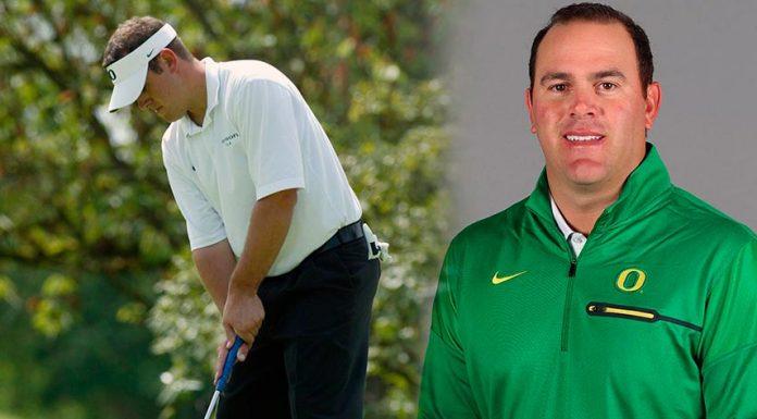 John Ellis - golfista profesional