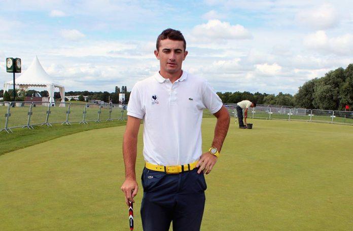 Gary Stal - golfista profesional