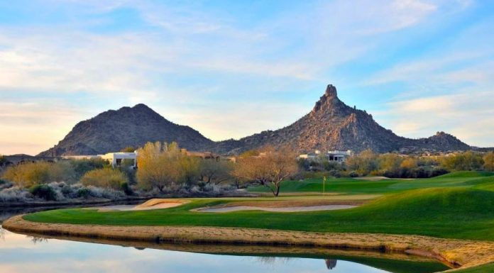 Troon Golf and Country Club - desierto de Sonora - Arizona